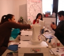 Atelier de pictura pe ceramica si creativitate